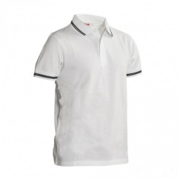 Polo Slam REGATA Homme BLANC