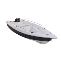 Bateau à moteur de pêche N420
